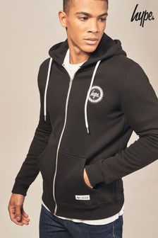 Hype. Crest Zip Up Hoody