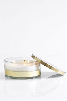 Winter Collection Luxe 3 Wick Candle
