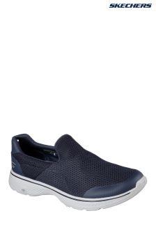 Skechers® Blue Go Walk 4 Slip-On