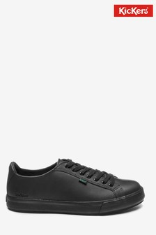 Kickers® Black Tovni Lacer Trainer