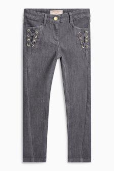 Cut Knee Jeans (3-16yrs)