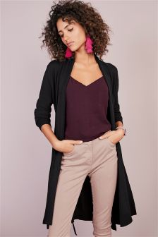 Deluxe Belted Cardigan