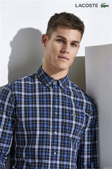 Lacoste® Large Check Shirt