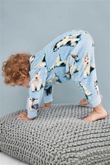 Husky Sleepsuit (9mths-8yrs)
