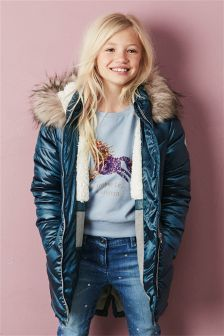 Older Girls Younger Girls coats and jackets | Next USA
