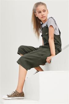 Cropped Wide Leg Playsuit (3-16yrs)