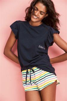 Stripe Short Pyjamas