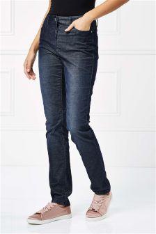 Straight Leg Cord Trousers