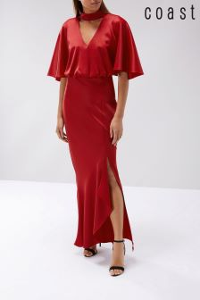 Coast Red Kris Maxi Dress