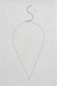 Sparkle Initial Necklace