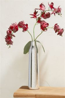 Red Luxe Orchid Vase