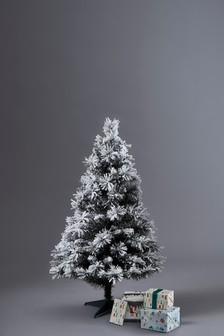 3ft Flocked Christmas Tree