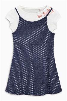 Layered Dress (3-16yrs)