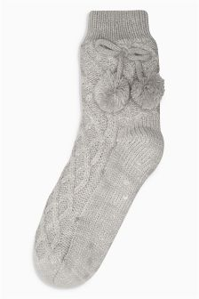 Slipper Socks (Older Girls)