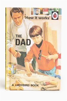 The Dad Ladybird Book For Grown Ups