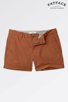 Fat Face Pecan Padstow Chino Short