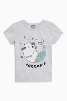 Purrmaid T-Shirt (3mths-6yrs)