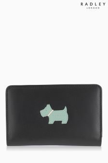 Radley Black Heritage Dog Purse