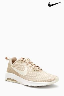 Nike Tan Air Max Motion