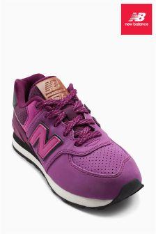 New Balance Purple 574
