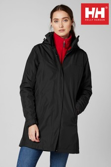 Helly Hansen Black Aden Insulated Coat