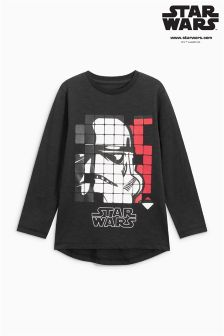 Star Wars™ Long Sleeve Top (3-14yrs)
