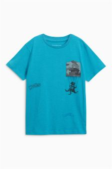 Short Sleeve Graphic T-Shirt (3-16yrs)