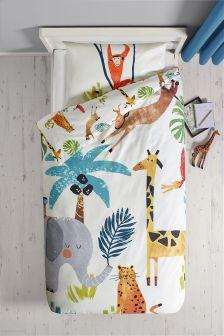 Jungle Bed Set