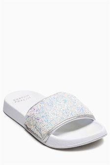 Glitter Sliders (Older Girls)