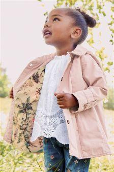 Элегантная хлопковая куртка (3 мес.-6 лет)