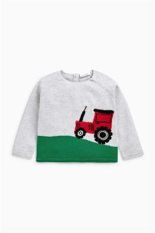 Tractor Jumper (0mths-2yrs)