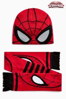Zestaw: czapka i szalik Spider-Man™ (Starsi chłopcy)