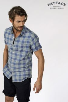 Fat Face Aloe Amble Check Shirt