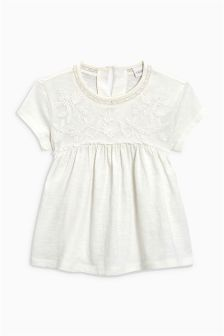 Embroidered Blouse (3mths-6yrs)