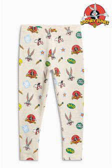 Looney Tunes™ All Over Print Leggings (3-16yrs)