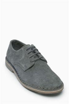 Suede Derby Shoes (Older Boys)