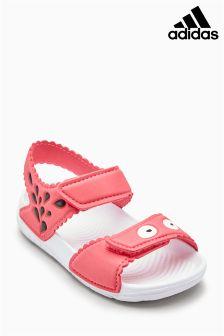 Розовые сандалии Adidas Altaswim