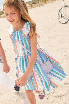Cotton Prom Dress (3-16yrs)