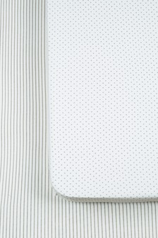 Collection Luxe 2 Pack Jersey Fitted Sheets