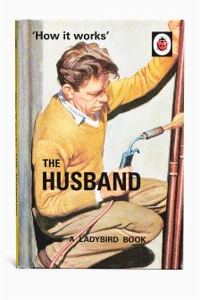 The Husband Ladybird Book For Grown Ups
