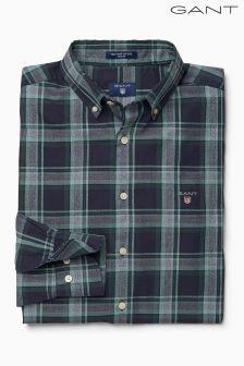 Gant Green Tech Prep Oxford Shirt
