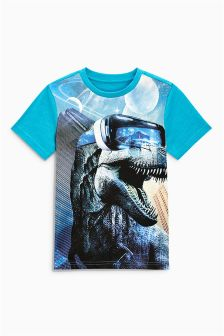 Virtual Dino T-Shirt (3-16yrs)
