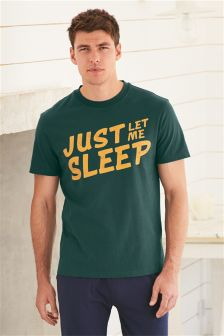 Just Let Me Sleep T-Shirt