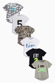 I Am T-Shirt (12mths-7yrs)