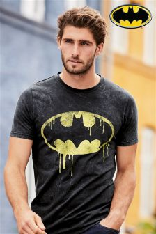 Batman® Acid Wash T-Shirt