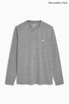 Abercrombie & Fitch Classic Long Sleeve Tee