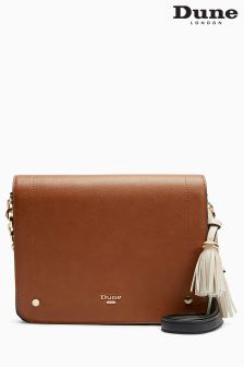 Dune Tan Dashie Chain Across Body Bag