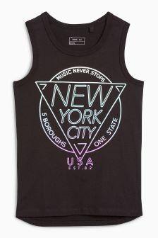 New York City Vest (3-16yrs)