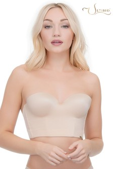 Ultimo® Nude Low Back Strapless Bra