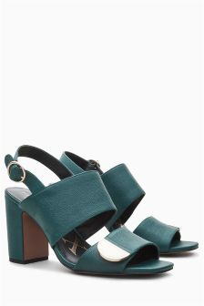 Heritage Leather Sandals